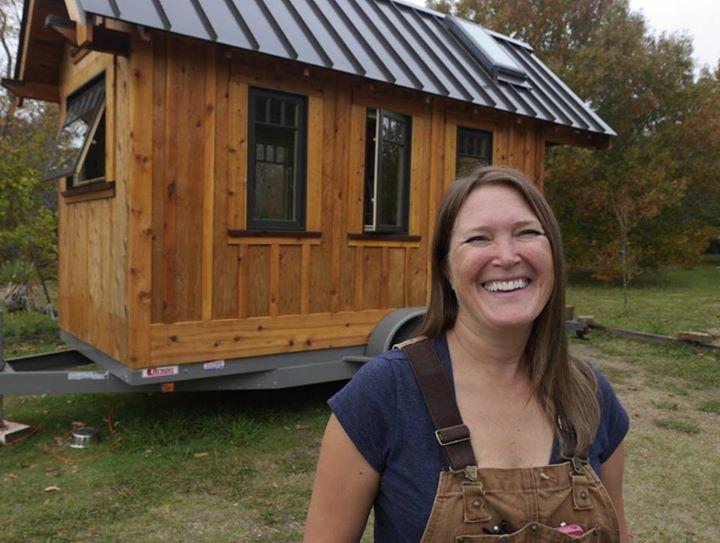 B.A. Norrgard, Tiny House Entrepreneur