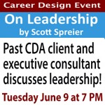 Scott Spreier, Leadership Expert
