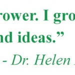 Dr. Helen Harkness, Career Counselor since 1978